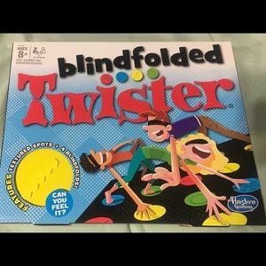 Blindfolded Twister!!
